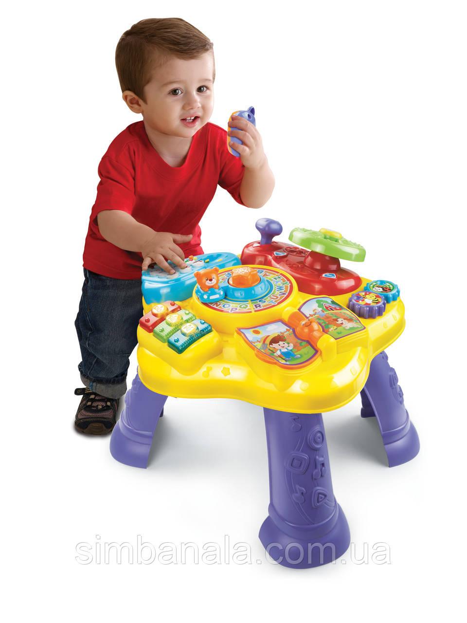 """Детский развивающий столик """"Звездное волшебство"""", VTech США"""