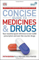 Книга BMA Concise Guide to Medicines and Drugs