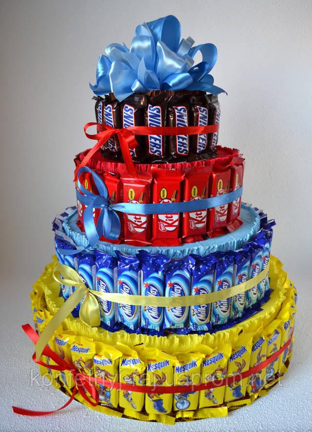 Подарок для любителя шоколадок