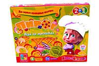 Игра на магнитах Пирог Vladi Toys (VT1504-22)