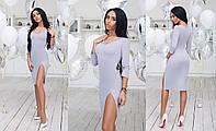 Стильное женское платье Sintia, фото 1