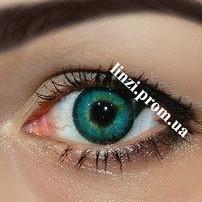 Цветные линзы для глаз зелёные купить недорого в интернет-магазине Украина.