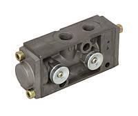 0501208629  0501 208 629 кран делителя КПП ZF 16S клапан полупередач КПП ZF 16S DAF MAN Iveco