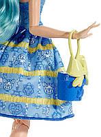 Кукла Эвер Афтер Хай Блонди Локс Бал к Дню рождения - Ever After High Blondie Lockes Birthday Ball DHM05, фото 5