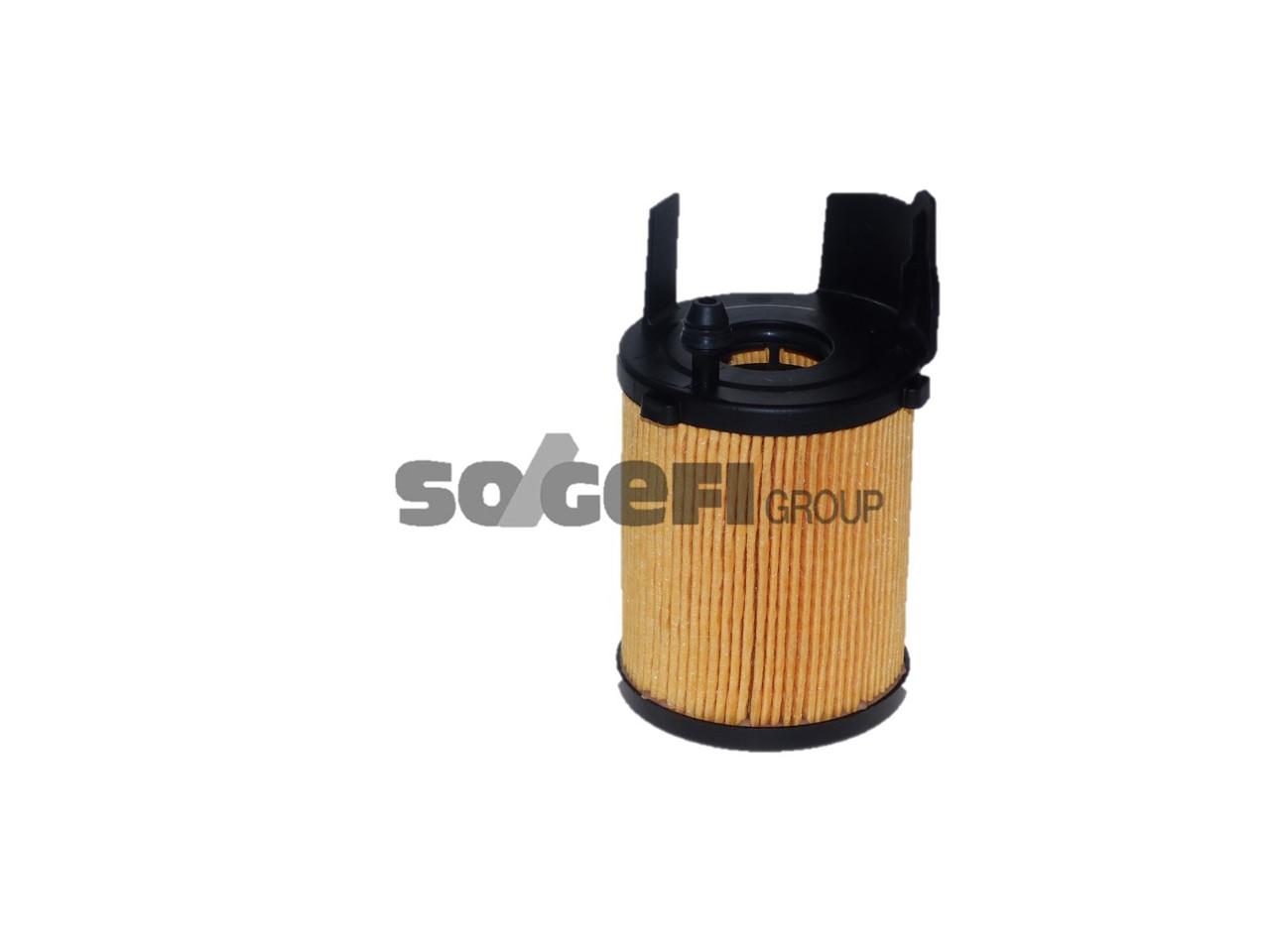 Фильтр масляный Purflux L343C (OE 667/1)