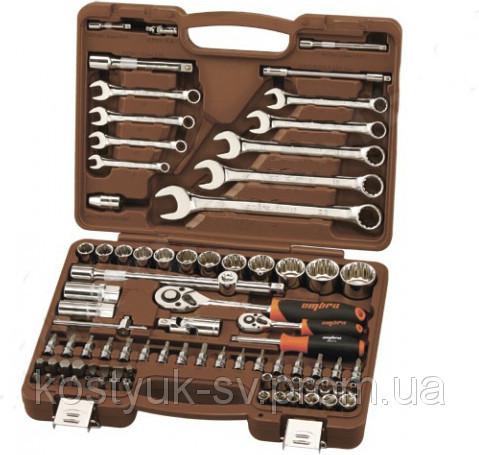 Набор инструментов Ombra OMT82S 82 предмета