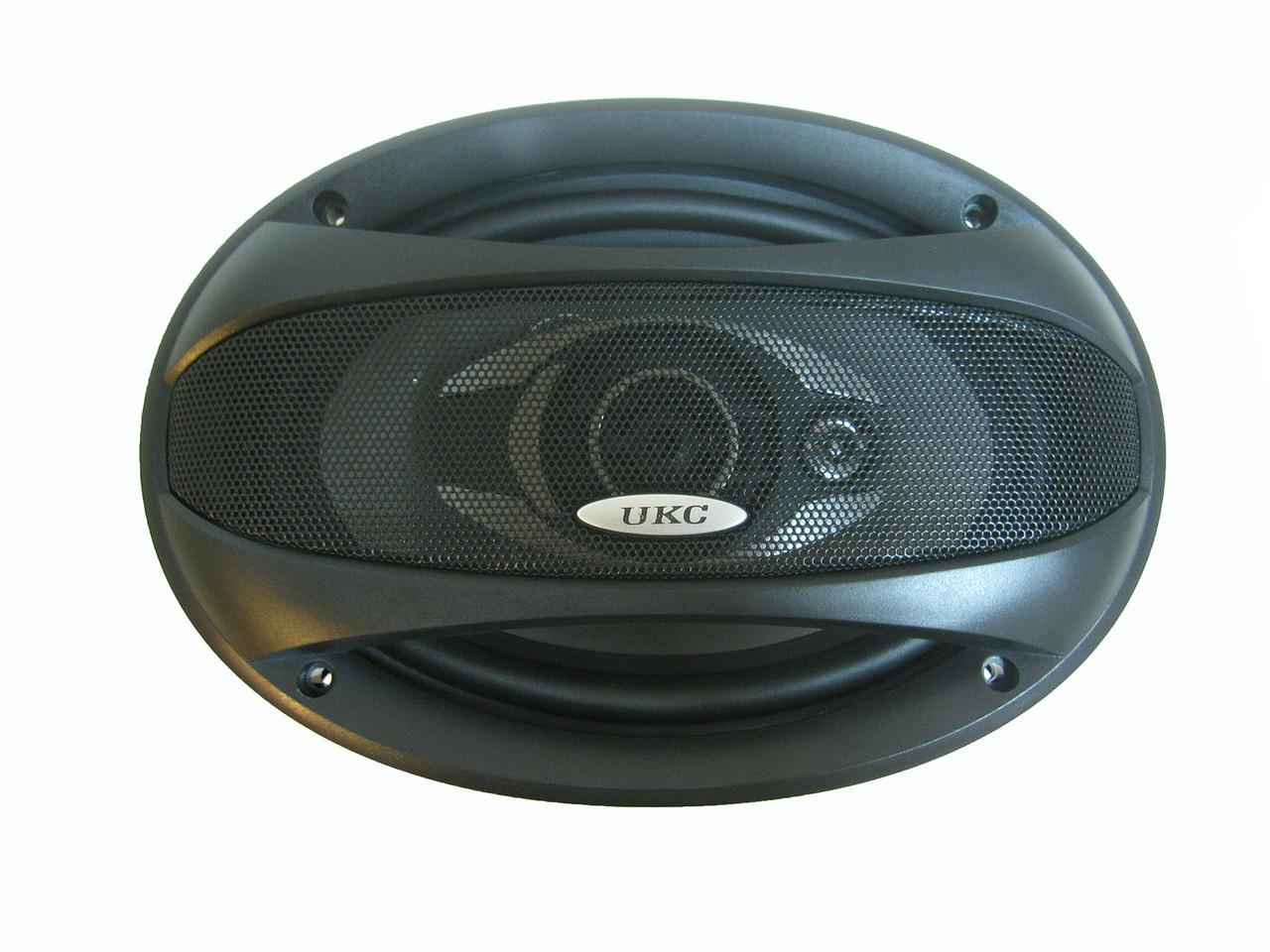 Автомобильная акустика колонки овалы UKC-6973E 400W, фото 1