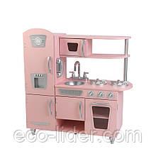 Дитяча кухня Вінтажна рожева Кидкрафт (Vintage Pink, Kidkraft)
