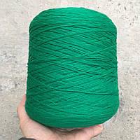 Пряжа Sultan, зелень сочная (50% меринос, 50% ПА; 150 м/100 г)