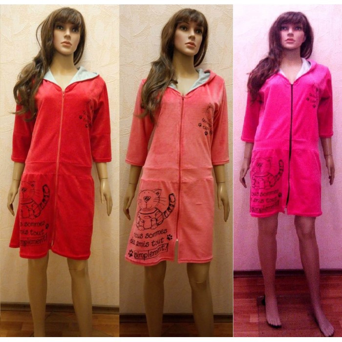 de60e882ed0a2 Красивые велюровые халатики !!!, цена 399 грн., купить в Николаеве ...