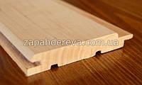 Вагонка деревянная сосна, ольха, липа Краматорск