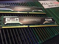 Оперативна пам`ять DDR3 4GB  BALLISTIX SPORT  (2х2gb) SDRAM crucial