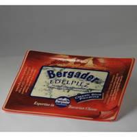 Сыр с голубой плесенью Бергадер Bergader Edelpilz - 100 г (Германия)
