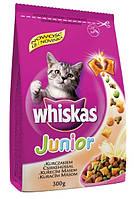 Корм Whiskas (Вискас) для котят 4 кг , фото 1