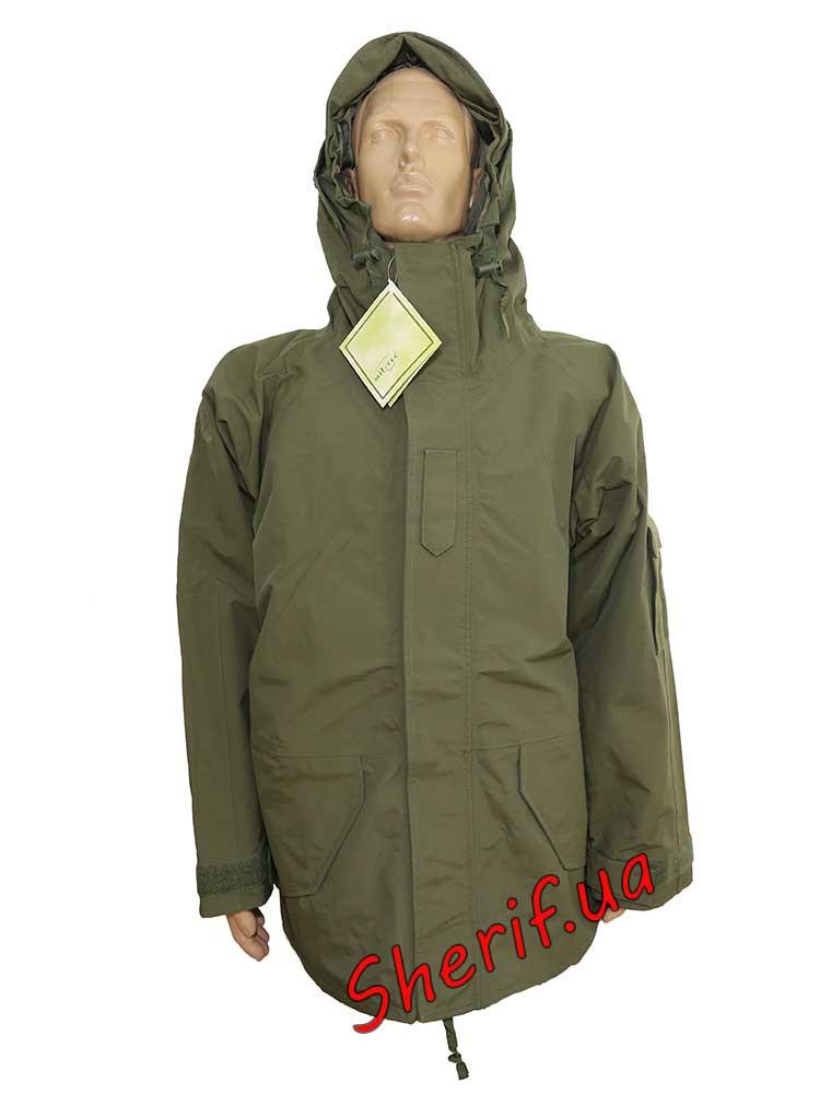 Куртка  трёхслойный ламинат MIL-TEC OLIVE