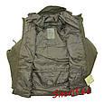 Куртка  трёхслойный ламинат MIL-TEC OLIVE , фото 8