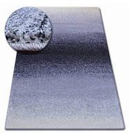 Ковер SHADOW 80x150 см 8621 черный / белый