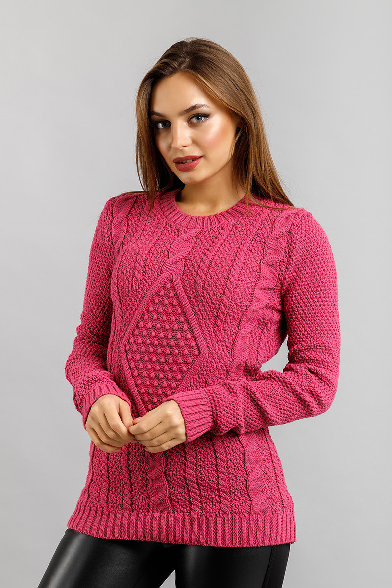 Жіночий светр Міла, в кольорах
