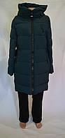 Пальто зимнее теплое женское 48-54р, фото 1