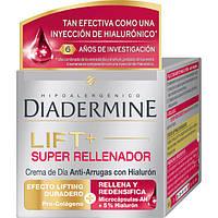 Крем для лица против морщин, дневной лифт, супер наполнитель, Diadermine,Испания