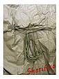 Плащ палатка хаки MIL-TEC RIPSTOP OLIVE 10630001, фото 5