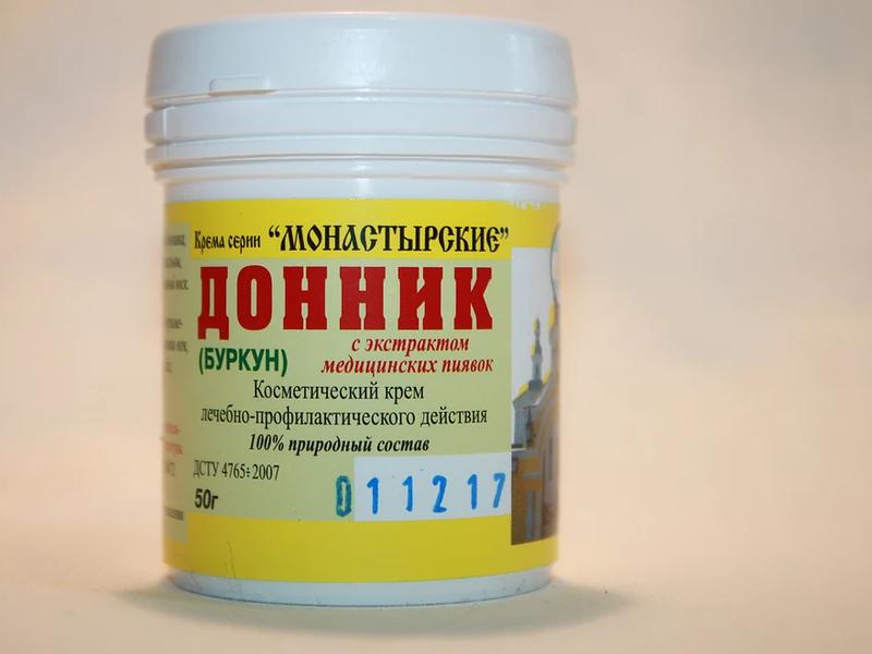 Фито-крем «Донник» 50 г-при варикозе, ушибах, гематомах