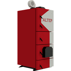 Твердотопливный котел ALTEP Duo UNI PLUS (автоматика)  62 кВт.Доставка безплатная!