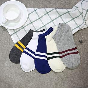 Только ОПТ. Комплекты коротких мужских носков (5 пар в комплекте). 8 наборов на выбор