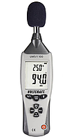 Шумомер, анемометр, термометр, люксметр и гигрометр UM5 / 1 100 (5 в 1) Voltcraft (mdr_2567)