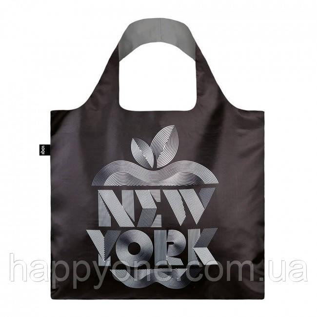 Сумка для пляжа и покупок ALEX TROCHUT New York LOQI