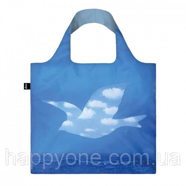 Сумка для пляжа и покупок RENE MAGRITTE The Promise LOQI
