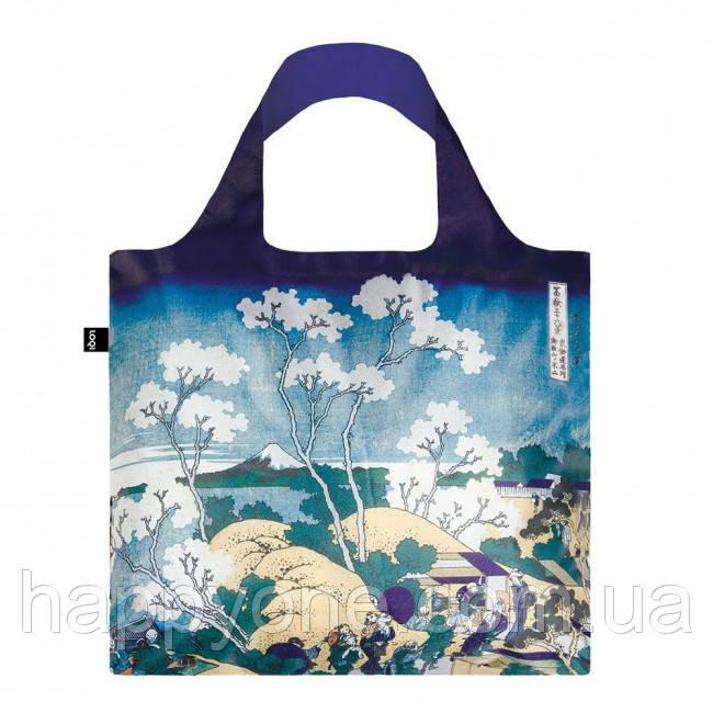 Сумка для пляжа и покупок HOKUSAI Fuji from Gotenyama LOQI