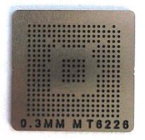 BGA трафарет MT6226  0,3 mm