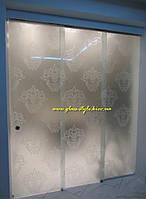 Телескопическая стеклянная дверь, фото 1