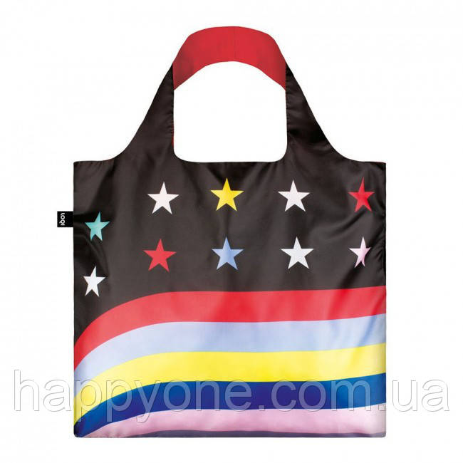 Сумка для пляжа и покупок TRAVEL Stars & Stripes LOQI