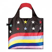Сумка для пляжа и покупок TRAVEL Stars & Stripes LOQI, фото 1