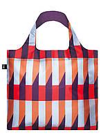 Сумка для пляжа и покупок GEOMETRIC Stripes LOQI, фото 1