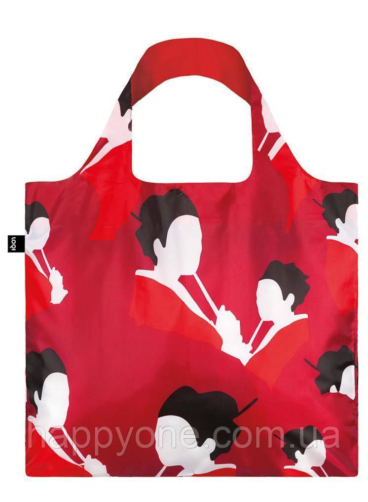 Сумка для пляжа и покупок TRAVEL Geisha LOQI