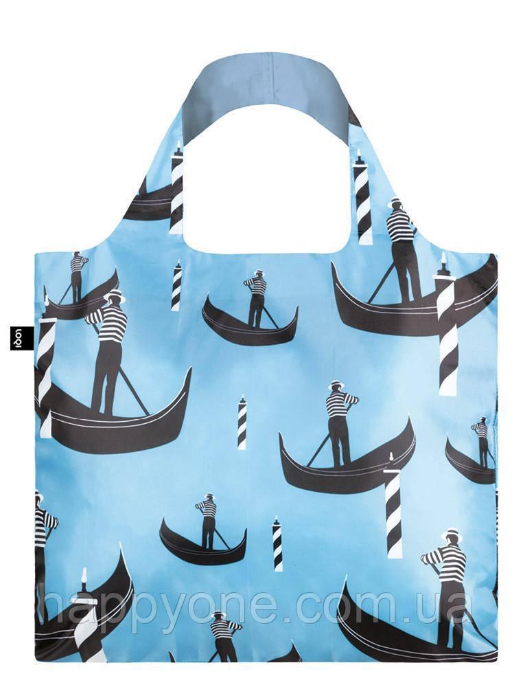 Сумка для пляжа и покупок TRAVEL Gondola LOQI