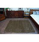 Ковер SHAGGY GALAXY 120x170 см 9000 коричневый, фото 2