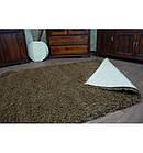 Ковер SHAGGY GALAXY 120x170 см 9000 коричневый, фото 3