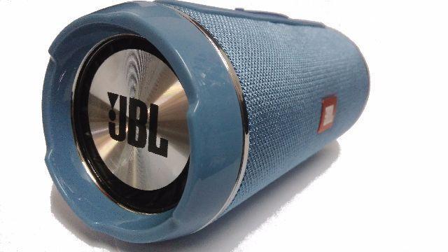 Беспроводная Bluetooth колонка JBL Charge 3 Limited Edition синяя