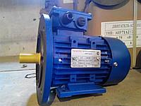 Электро двигатель АИР 71А2 0,75/3000 об./мин.