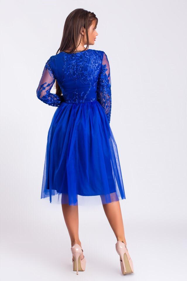 Кружевное платье Амели