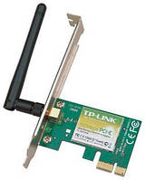Сетевая карта PCI-E TP-LINK TL-WN781ND Wi-Fi 802.11g/n 150Mb