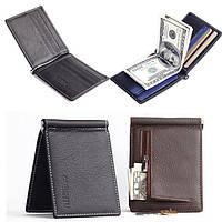 Зажим для денег GUBINTU с карманом для мелочи