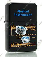Запальничка бензинова Musical Instrument «Drums»