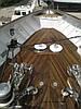 Тик террасная, палубная доска 20х95мм.