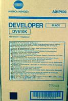 DV-610 Девелопер (Стартер) Black (черный) для Konica Minolta bizhub C5500/6500/5501/6501