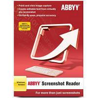 ПО для работы с текстом ABBYY Screenshot Reader (download Лиц.) (AB-05313-00)